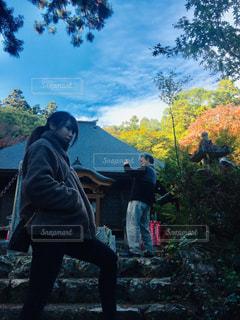 秋寺の写真・画像素材[2771011]