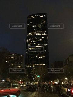 フランスで一番高いビルの写真・画像素材[2717162]