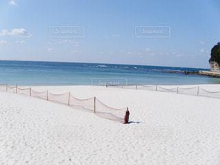 冬の白浜の写真・画像素材[2362350]