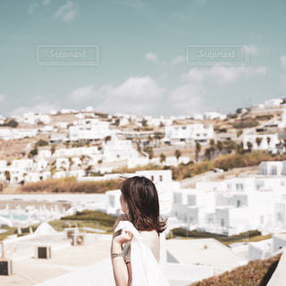 ミコノス島の写真・画像素材[2596443]