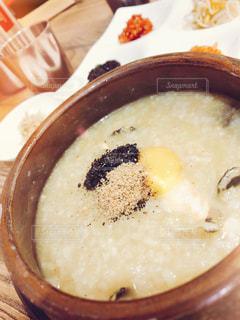 朝粥の写真・画像素材[2484001]