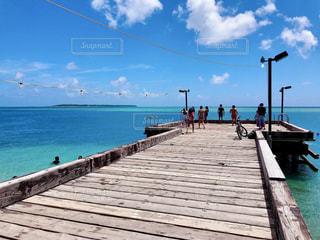 グアムの海の写真・画像素材[2364003]