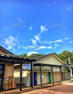 道の駅の景色の写真・画像素材[2419401]
