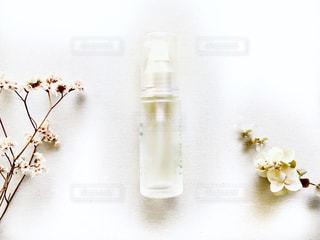 化粧用オリーブオイルの写真・画像素材[2736649]
