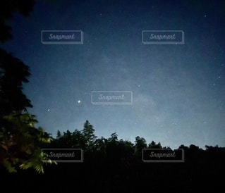 星空の写真・画像素材[3582998]