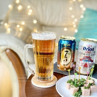 オリオンビールの写真・画像素材[3908970]