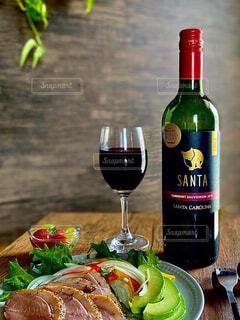 サンタカロリーナワインの写真・画像素材[4310586]