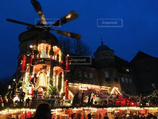 ドイツのクリスマスの写真・画像素材[2368958]