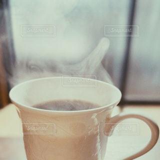 コーヒーを一杯飲むの写真・画像素材[2899077]