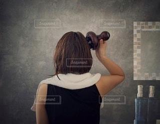 ルメント ヘッドスパの写真・画像素材[3587582]