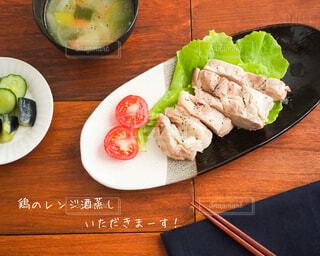 スープ,鶏,レシピ,清酒