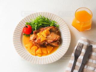 オレンジ,チキン,料理のための清酒