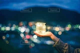 光を集めての写真・画像素材[2795069]