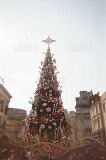 クリスマスツリーの写真・画像素材[2930048]