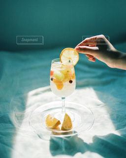 レモンソーダの写真・画像素材[3253885]