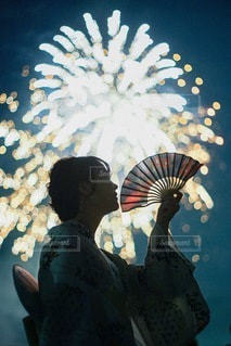 花火大会の写真・画像素材[3516851]