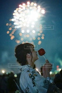 花火の写真・画像素材[3516849]