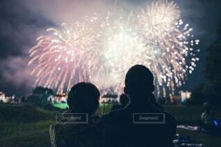 花火の写真・画像素材[3617479]