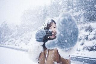 冬の思い出の写真・画像素材[4047410]