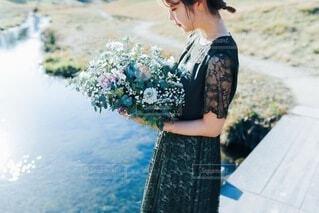 花束の写真・画像素材[4166899]