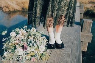 あしもとの写真・画像素材[4195624]