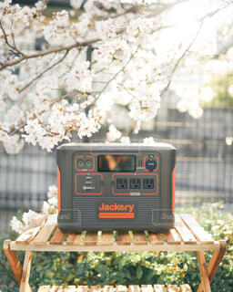 アウトドア,花,春,桜,キャンプ,Snapmart,テキスト,PR,アウトドアグッズ,ポータブル電源,Jackery,ポータブル電源1500