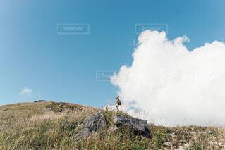 登山の写真・画像素材[4311332]