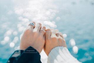 指輪の写真・画像素材[4315175]