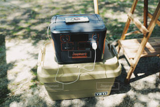 屋外,キャンプ,地面,キャンプ場,Snapmart,台所用品,PR,アウトドアグッズ,携帯充電,家庭電化製品,ポータブル電源,Jackery