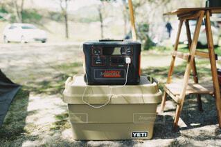 屋外,キャンプ,地面,キャンプ場,Snapmart,台所用品,PR,アウトドアグッズ,携帯充電,家庭電化製品,廃棄物容器,ポータブル電源,Jackery