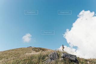 登山の写真・画像素材[4369695]