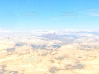 エクアドルの富士山の写真・画像素材[2430417]