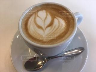癒しのコーヒーの写真・画像素材[2626633]