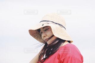 風に吹かれての写真・画像素材[2485712]