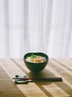 極上の卵かけご飯の写真・画像素材[3900326]
