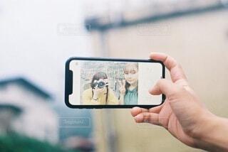 大好きな友達との写真・画像素材[3900431]