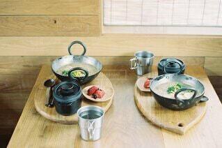 森のスープやさんの写真・画像素材[3925784]