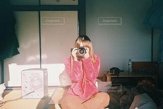 おはようの写真・画像素材[3965693]