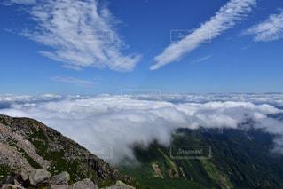 山頂からの眺めの写真・画像素材[2418696]