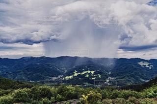 山の眺めの写真・画像素材[2412604]