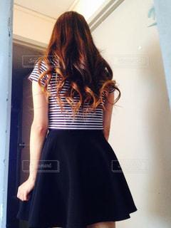 Hairの写真・画像素材[2484529]