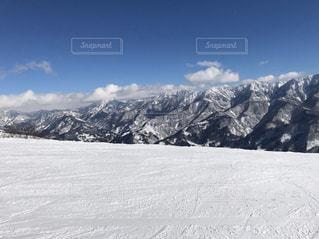自然,風景,アウトドア,空,スポーツ,雪,屋外,晴れ,雪山,冬景色,山,人物,スキー,スノボ,ゲレンデ,レジャー,スキー場,スノーボード,斜面,ウィンタースポーツ,日中