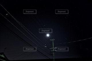 深夜。の写真・画像素材[3583174]