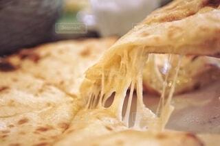 おいしいチーズナン。の写真・画像素材[4099877]