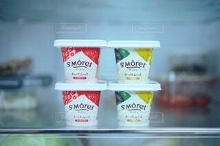 冷蔵庫の中の幸せスイーツ。の写真・画像素材[4271829]