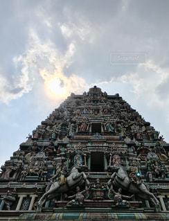 遺跡,旅,マレーシア,寺,クアラルンプール