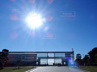 太陽と空の写真・画像素材[2858170]
