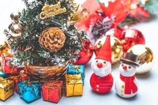 クリスマスイメージの写真・画像素材[2837544]
