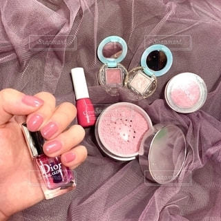 ピンク,メイク,美容,コスメ,化粧品