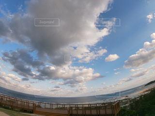 奄美の空の写真・画像素材[2412507]